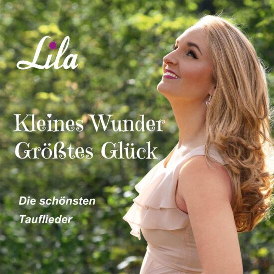 Sängerin Lila Cover Tauf CD