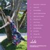 Inlay Traufe CD Lila