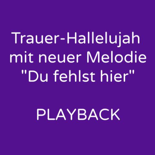"""Playback """"Du fehlst hier"""""""